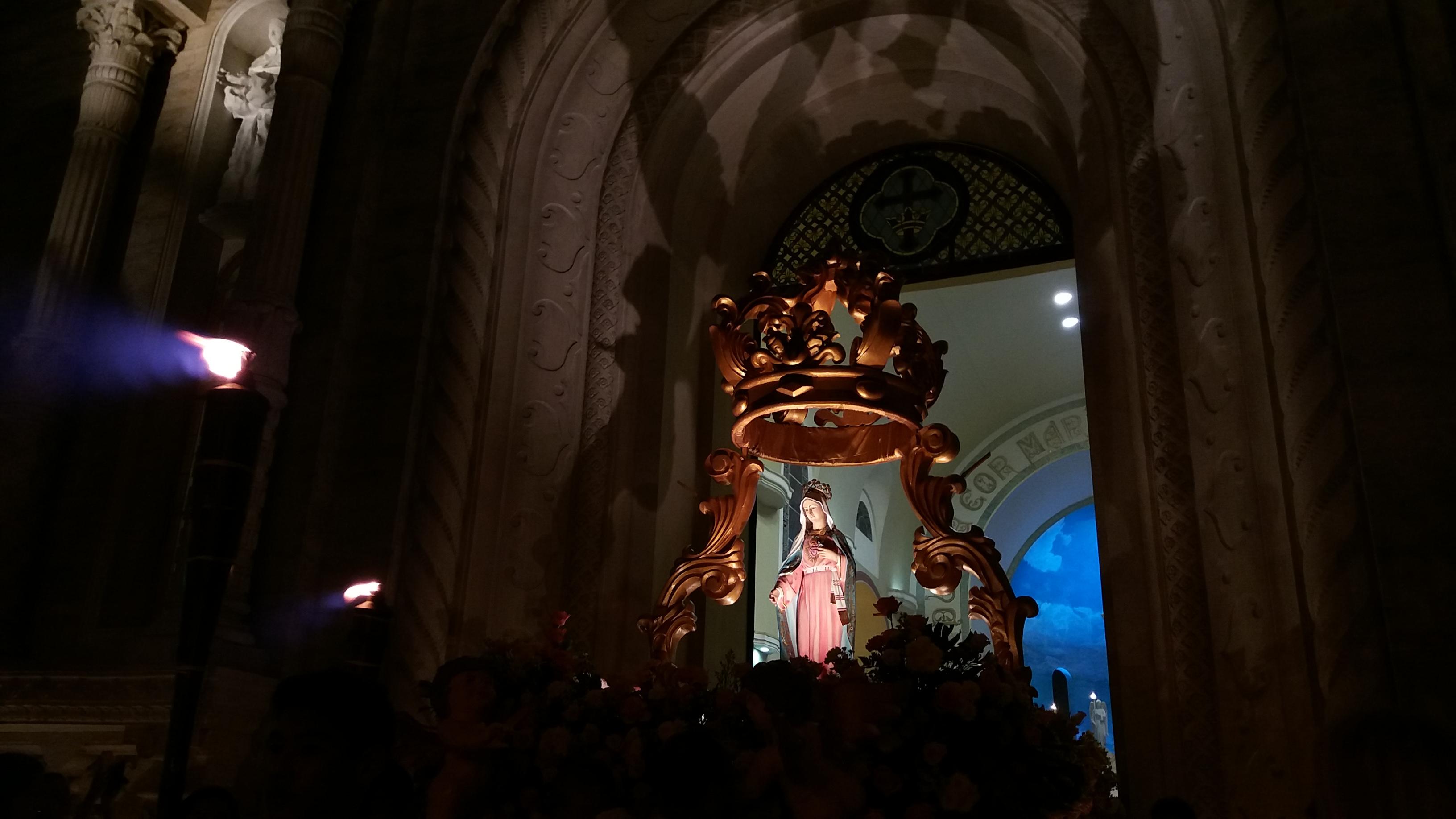 Santuario Nacional del Corazón de María